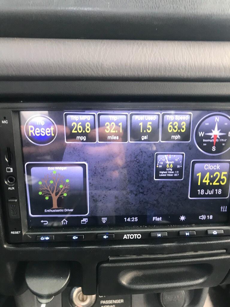 Replace Radio Head Unit for Torque APP display - MX-5 Miata Forum