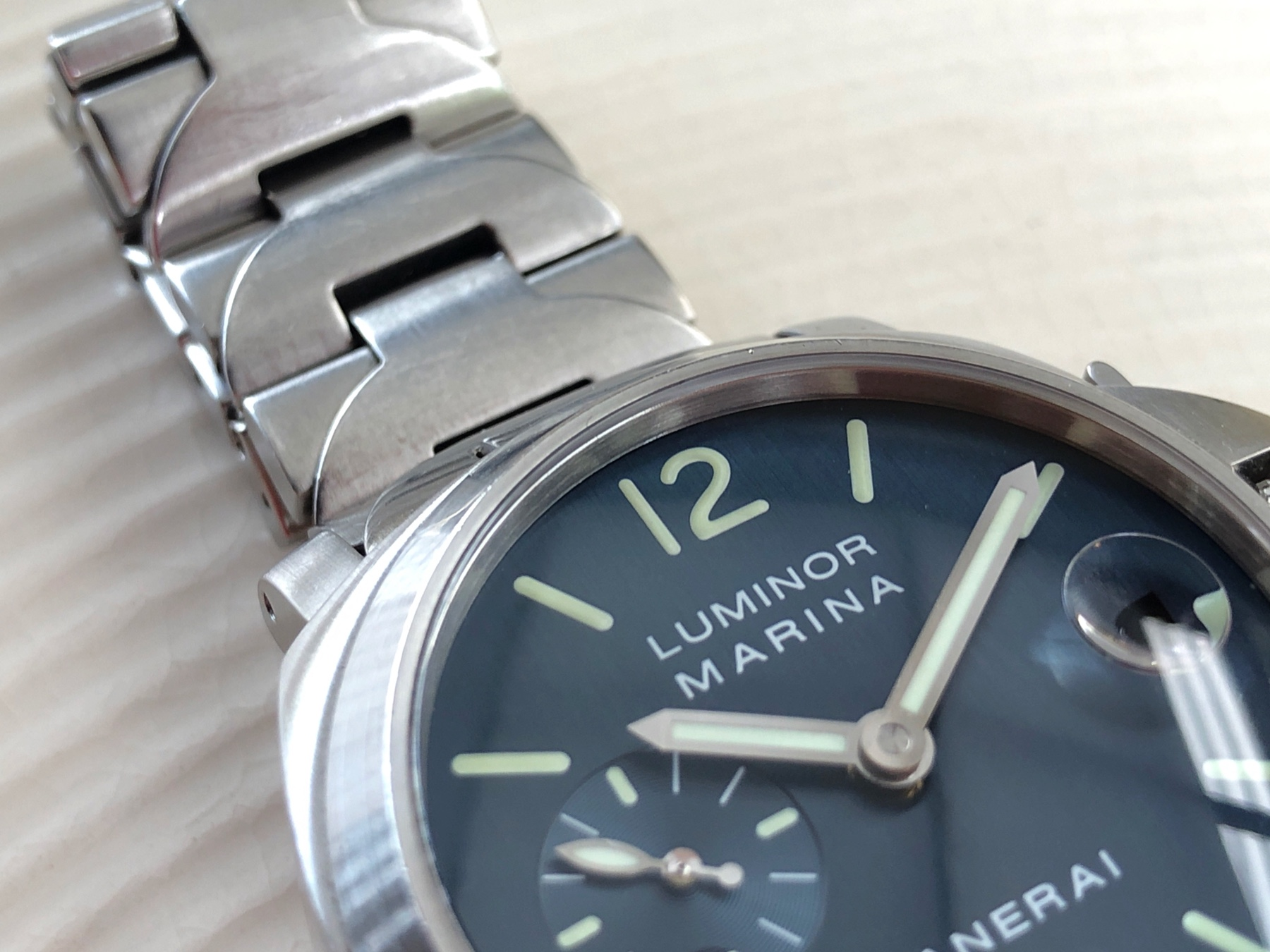 the latest 71c41 296bb FS: Officine Panerai Luminor Marina, Reference PAM00069