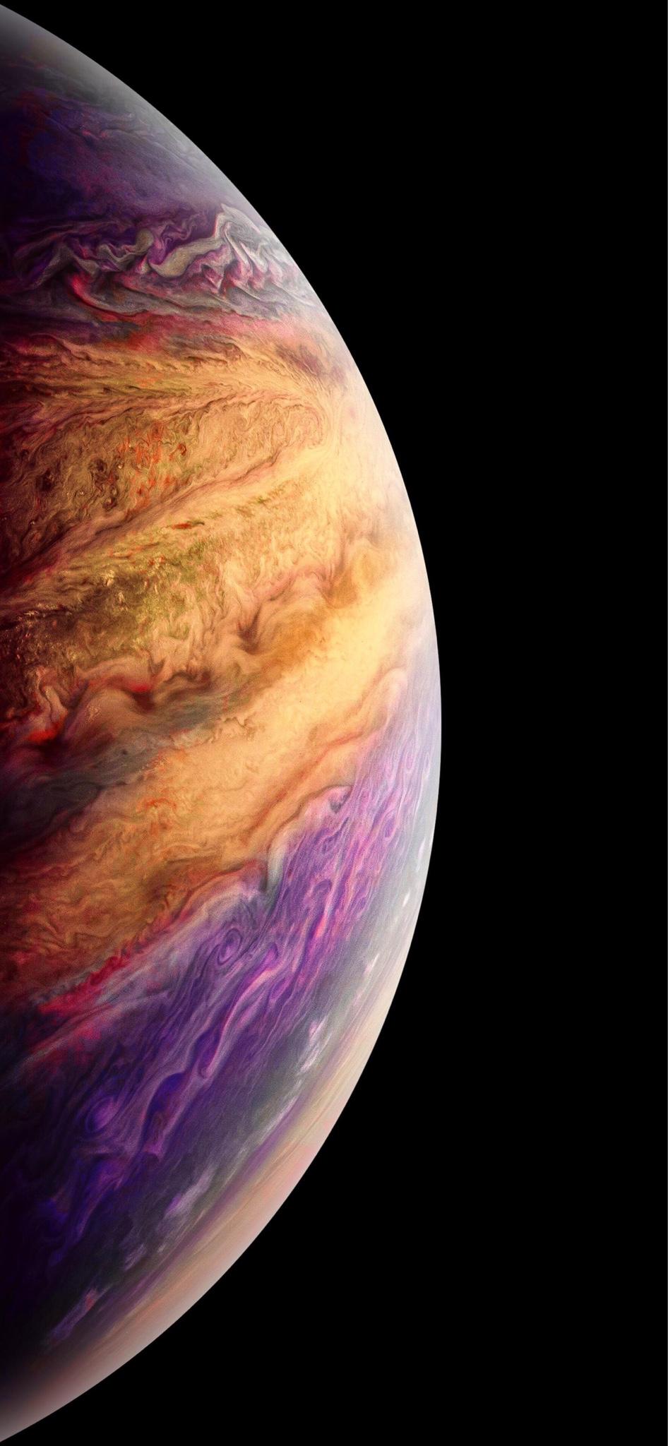Iphone X Earth Wallpaper 4k