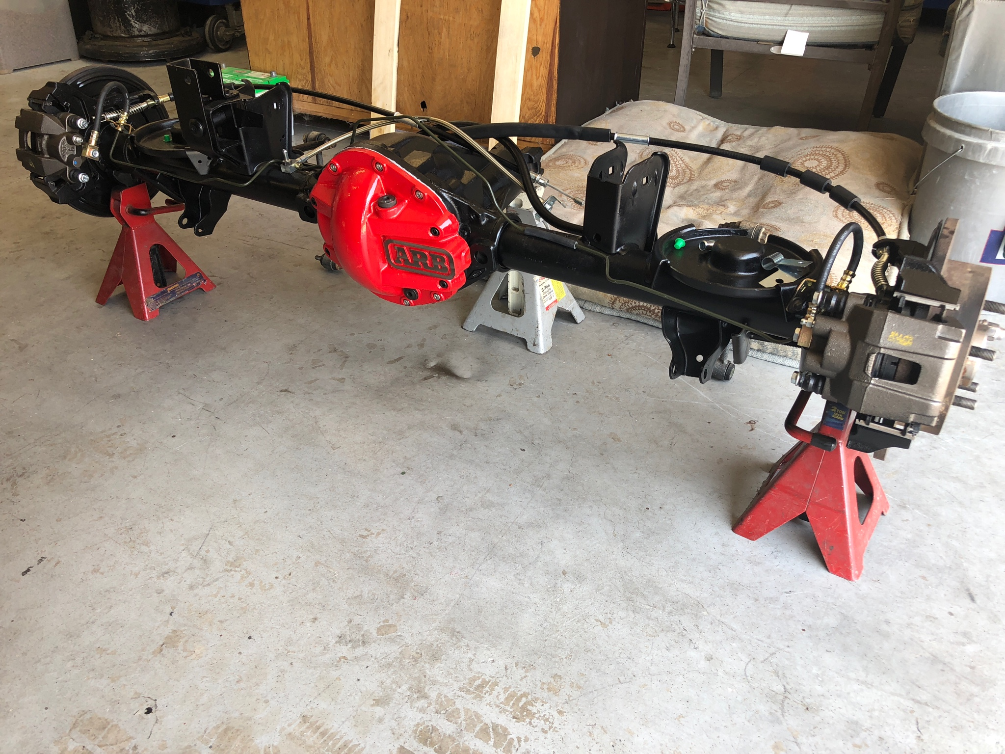 TJ build Project Shoestring | Page 2 | Modern Jeeper Forum