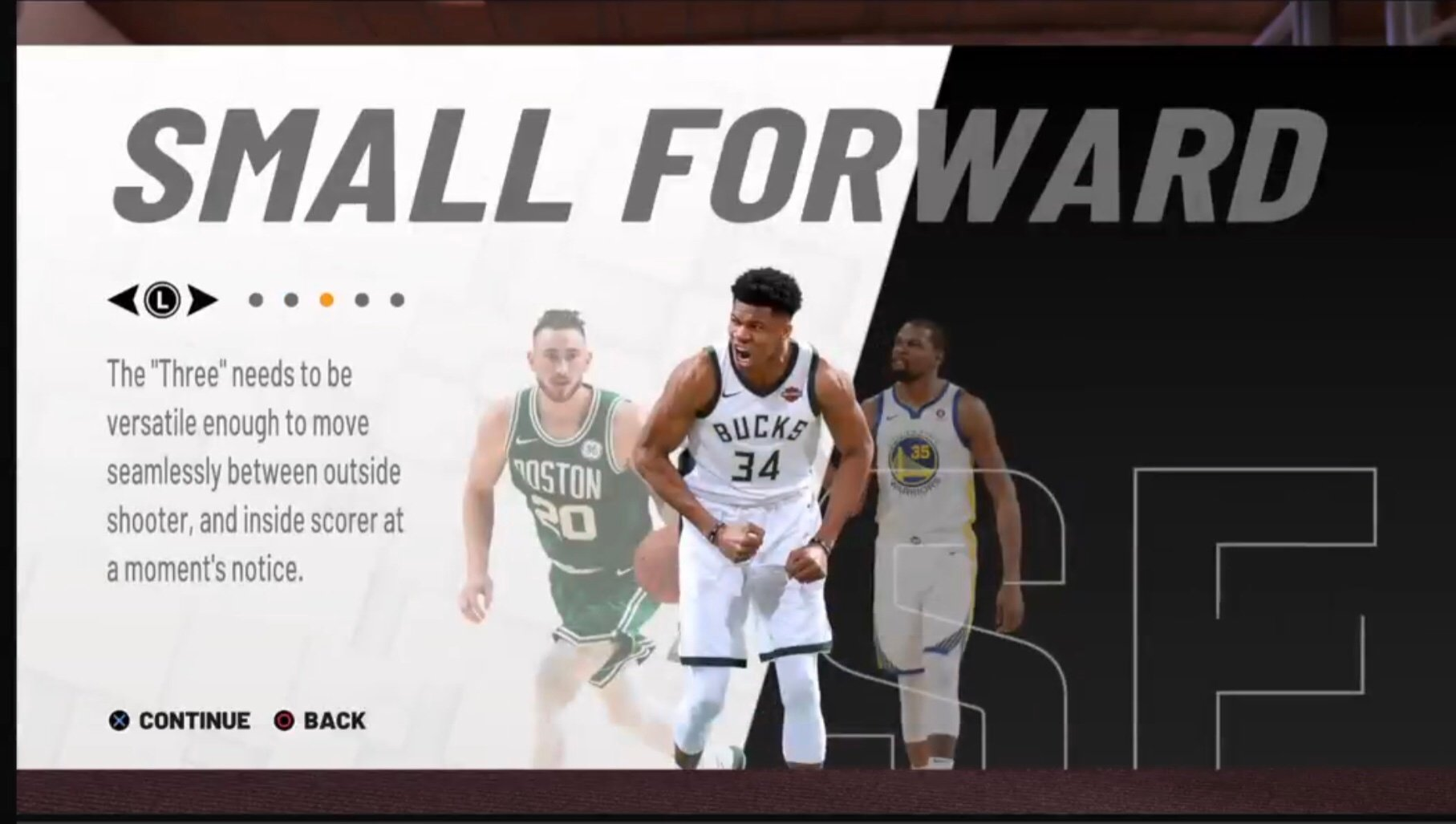 Pro Am Builds For 2k19 - Page 43 - Operation Sports Forums