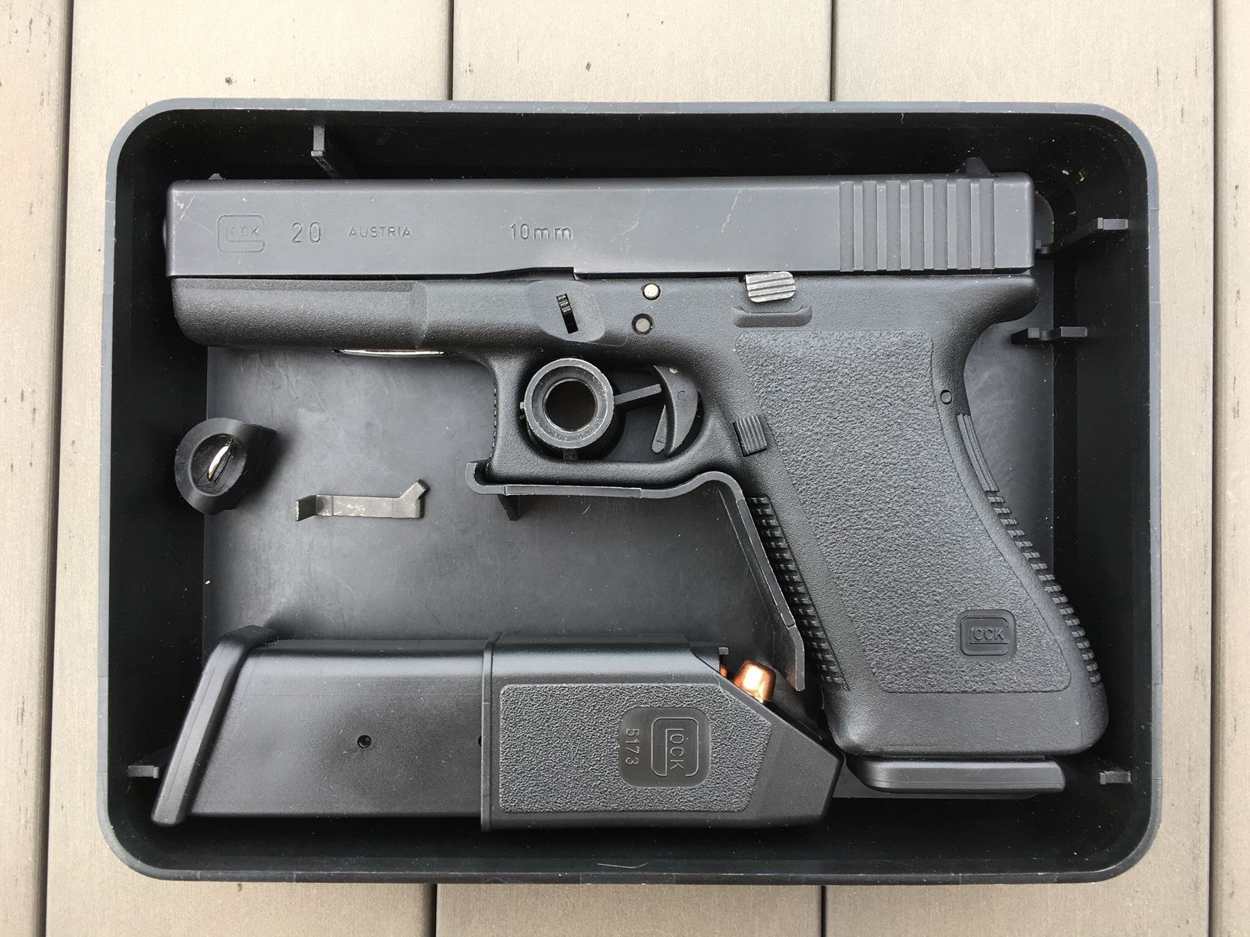 G21 to 10mm conversion    - 1911Forum