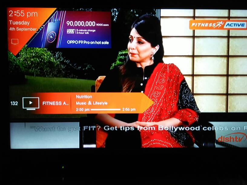 Dish TV Added