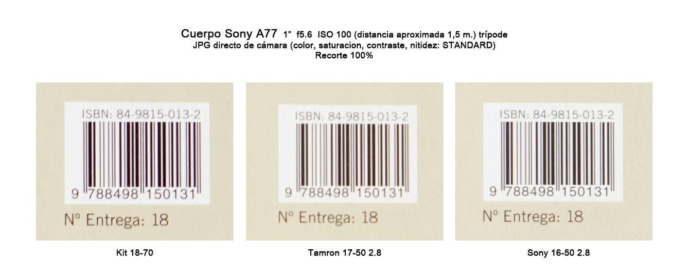 A100 con Sony 16-50 2.8 en Sony A1005024a489b153aea348b04107afc93177