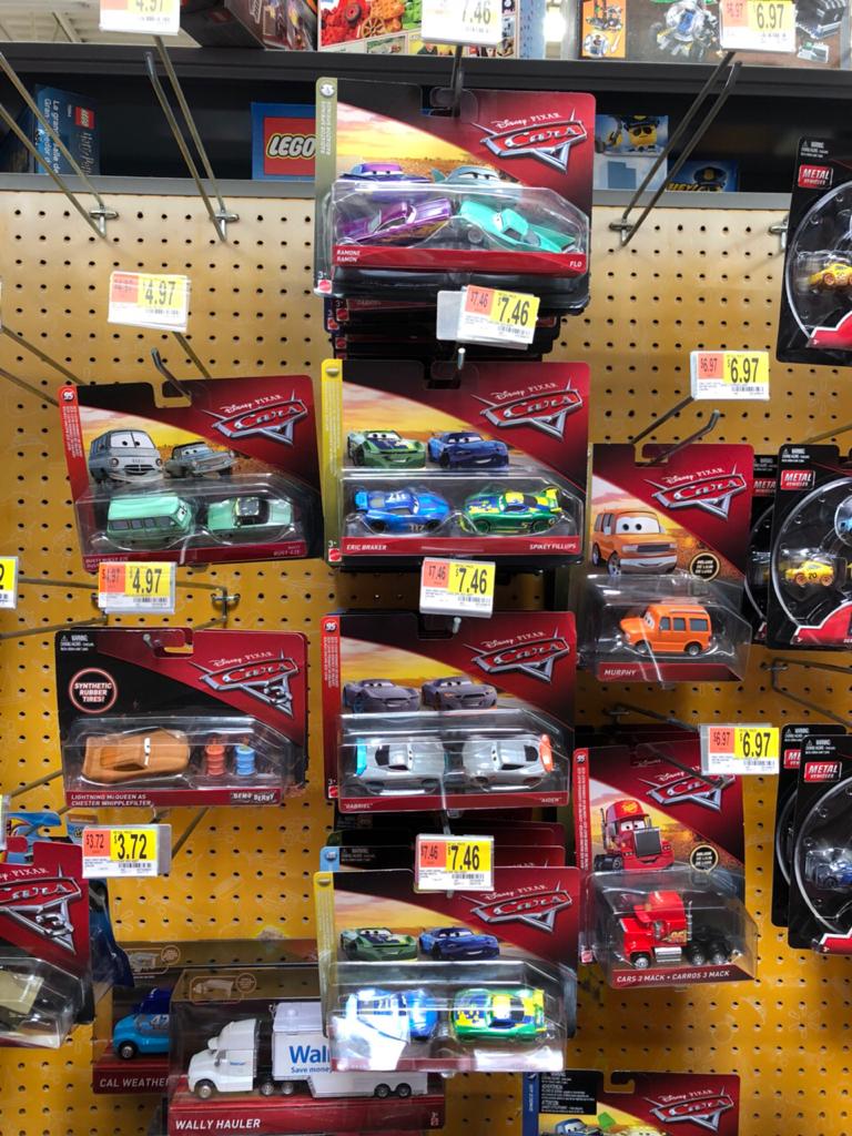 Walmart Finds Disney Pixar Cars Page 453 Disney Pixar Cars