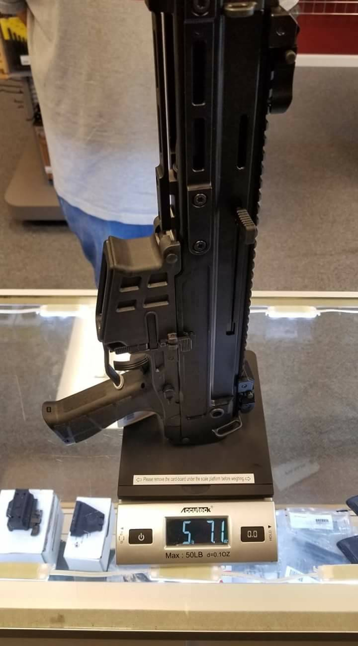 CZ Bren 2 in 308!! [Archive] - M4Carbine net Forums