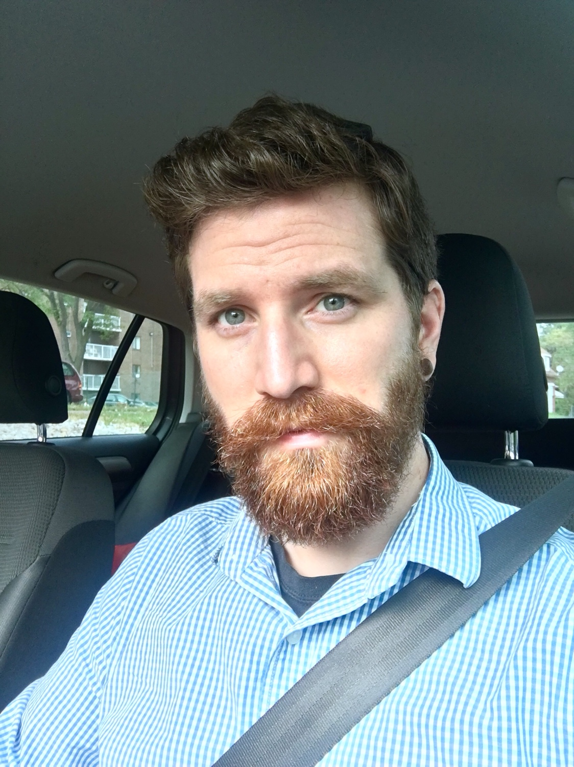 First beard success (33 years old) - Beard Board
