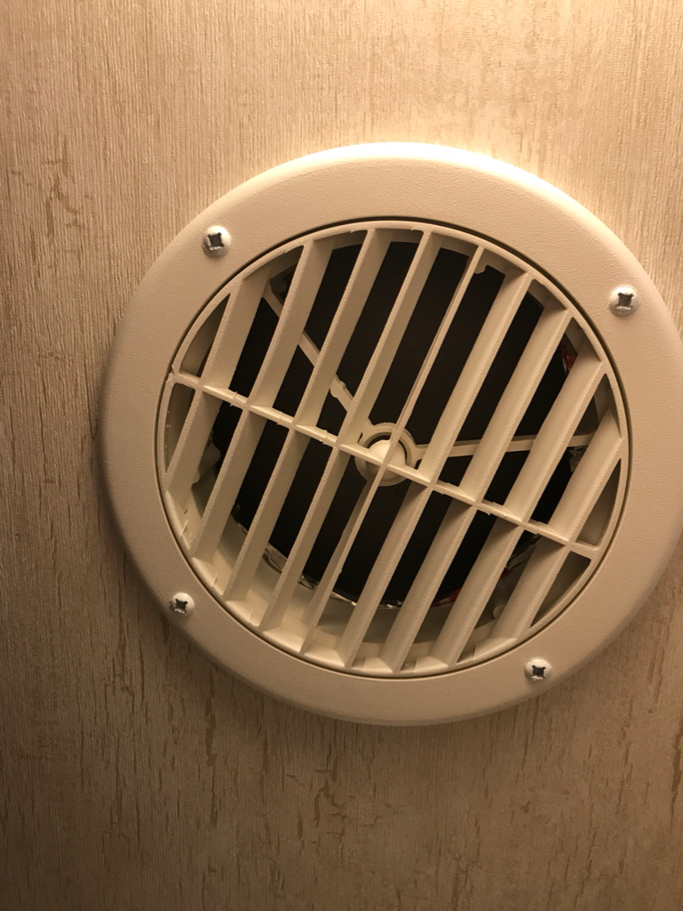 AC air flow problem SOLVED [Archive] - Heartland Owners Forum