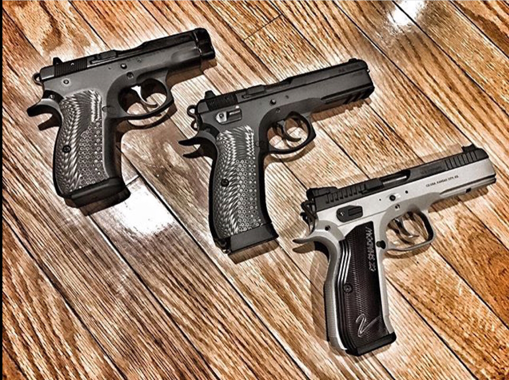 Which CZ Pistol Should I Buy?