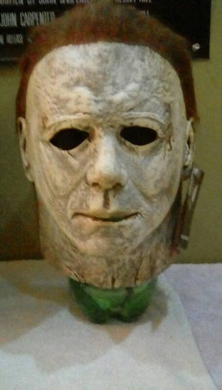 Halloween 2018 Michael Myers Mask.My New Trick Or Treat Studios Halloween 2018 Michael Myers Mask