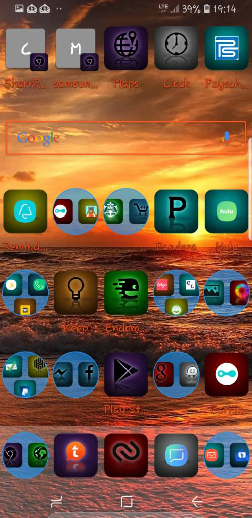 Suggestion for Samsung Note 9 Themes - Android Forums at