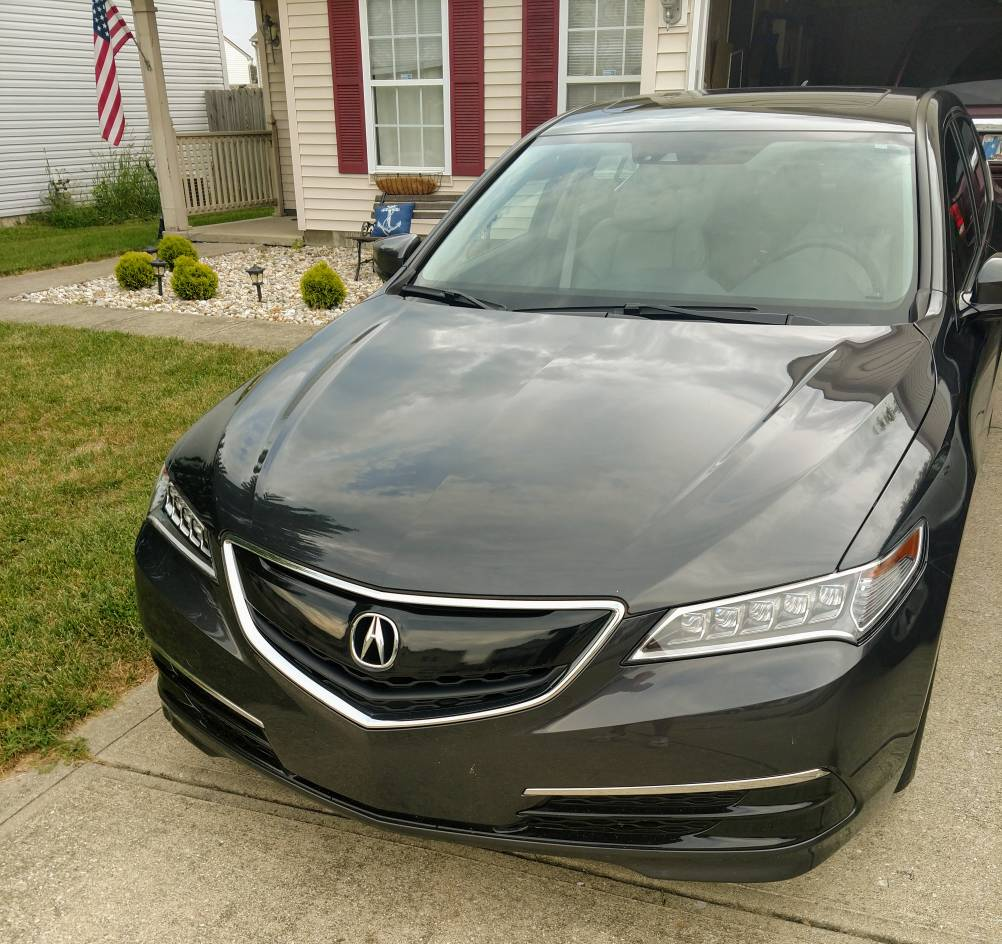 New Acura Tlx: 2015 TLX Base Vs Tech...help!