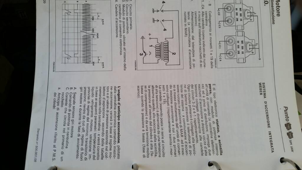 Schema Elettrico Per Accensione Elettronica Fiat 126 : Iniezione e accensione elettronica lowcost pagina 23 500forum.it