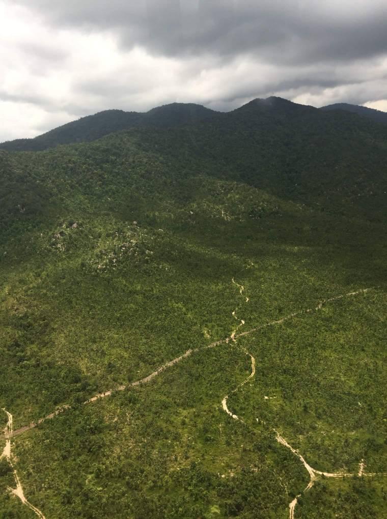 MH370 found in Cambodian JUNGLE?