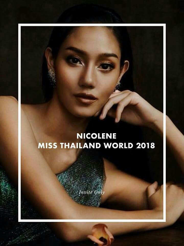 Nicolene Pichapa Limsnukan (THAILAND 2018) 03dd47ca335cae6b92855eee50d34958
