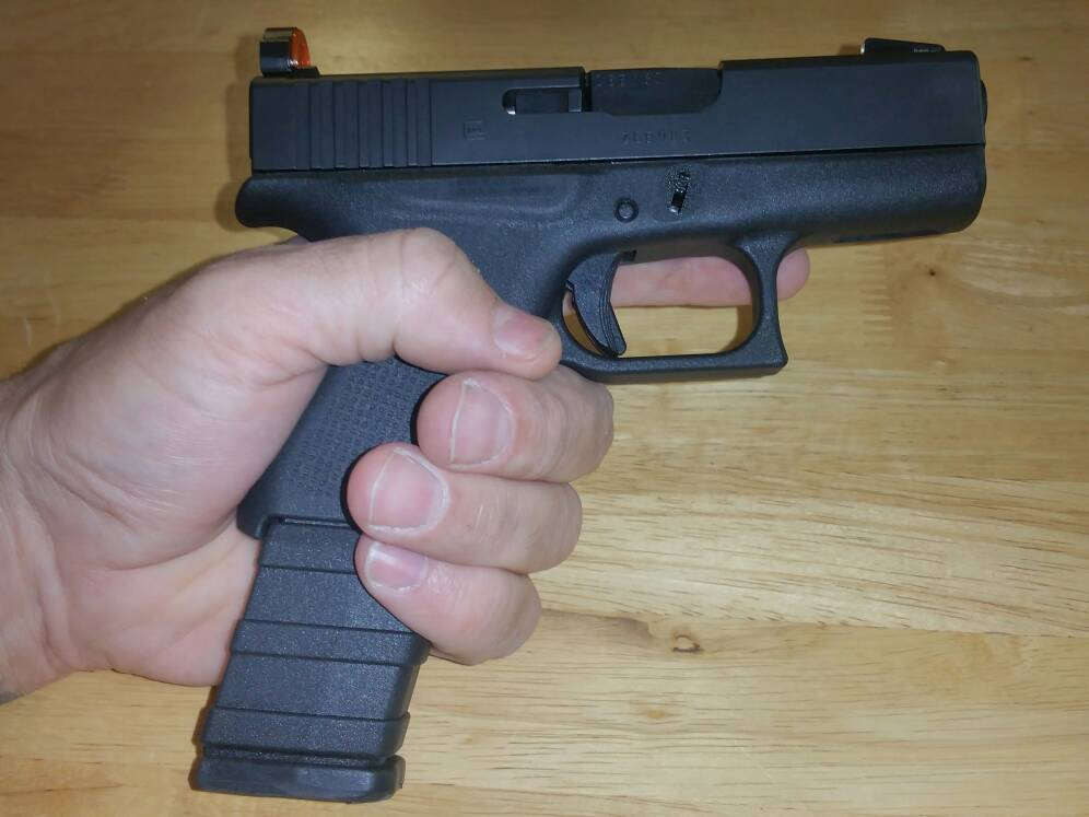 Glock 43X   (mag extensions) | The Leading Glock Forum and