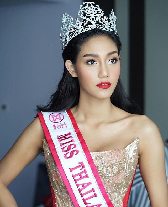 Nicolene Pichapa Limsnukan (THAILAND 2018) 6ea2c47b1c3b0bc89ac6d837bebb1531