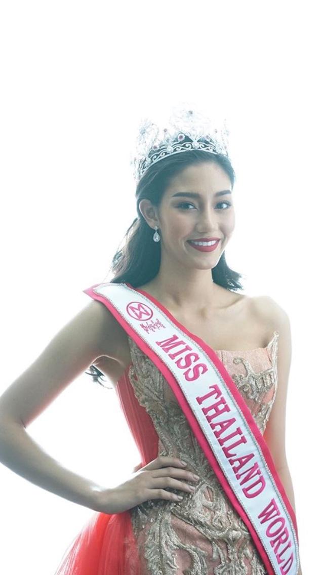Nicolene Pichapa Limsnukan (THAILAND 2018) 9f71adcd418369a70c293112fcfa5822