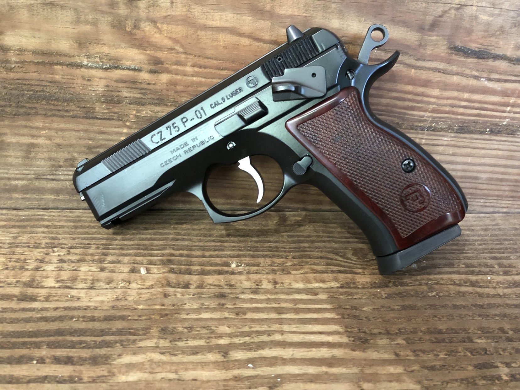 Cz 75 P01 99041 | Mississippi Gun Owners - Community for