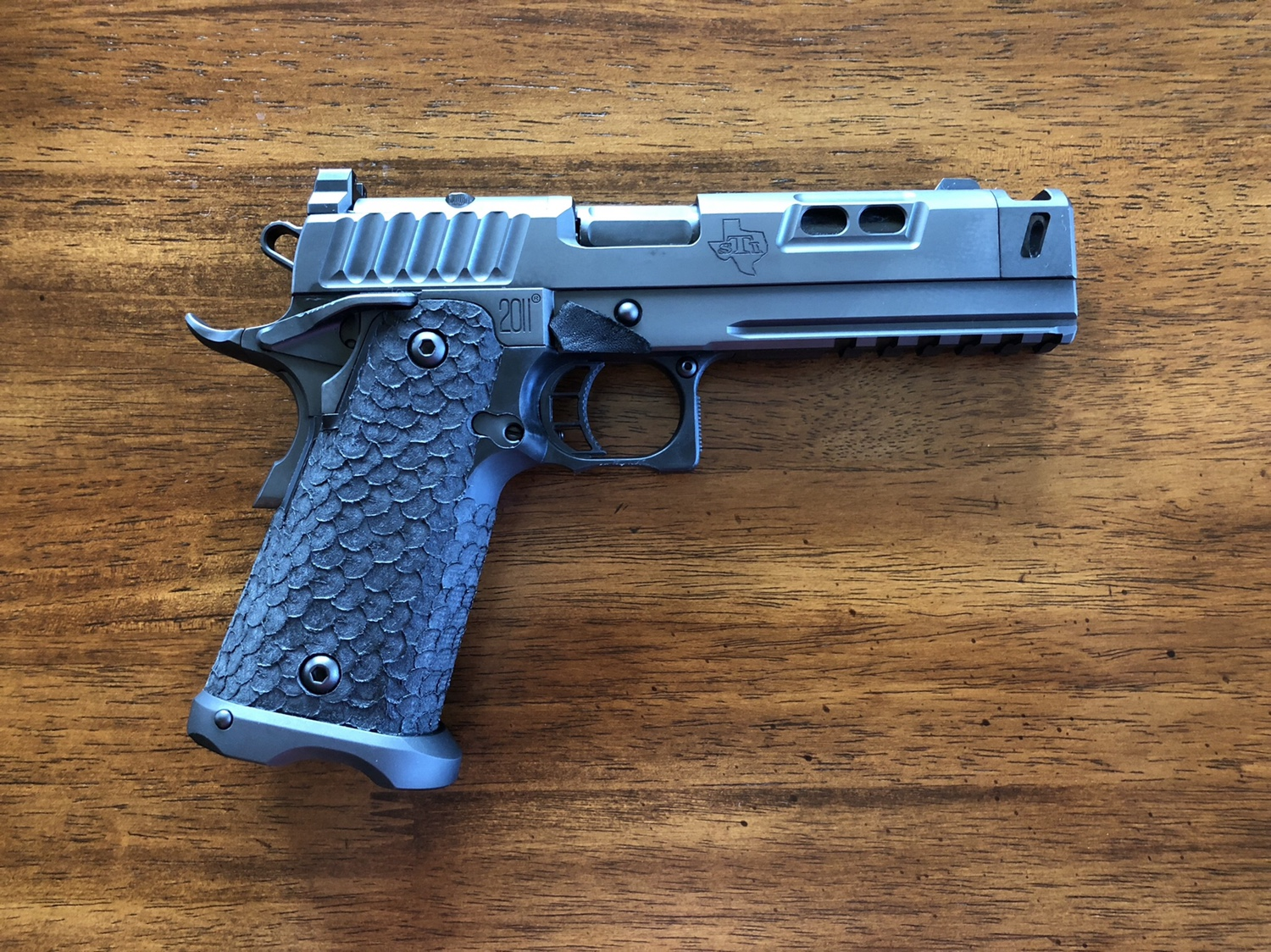 STI DVC Omni 9mm awesome  1911Forum