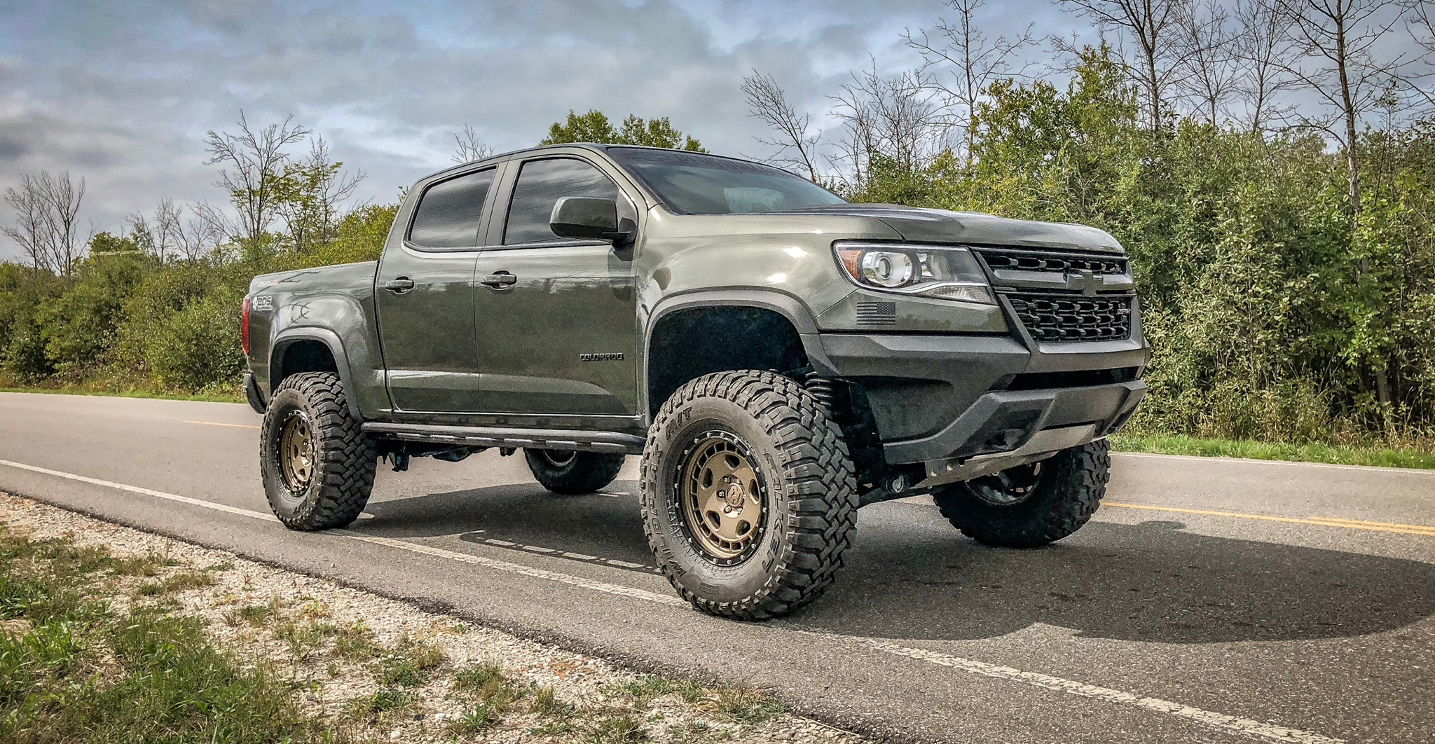 G2Skier's ZR2 (pic heavy) Build Thread - Page 42 - Chevy ...