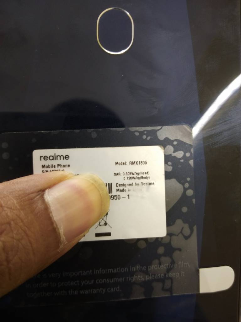Realme 2 Pattern lock solution needed [Archive] - Gsm Developers
