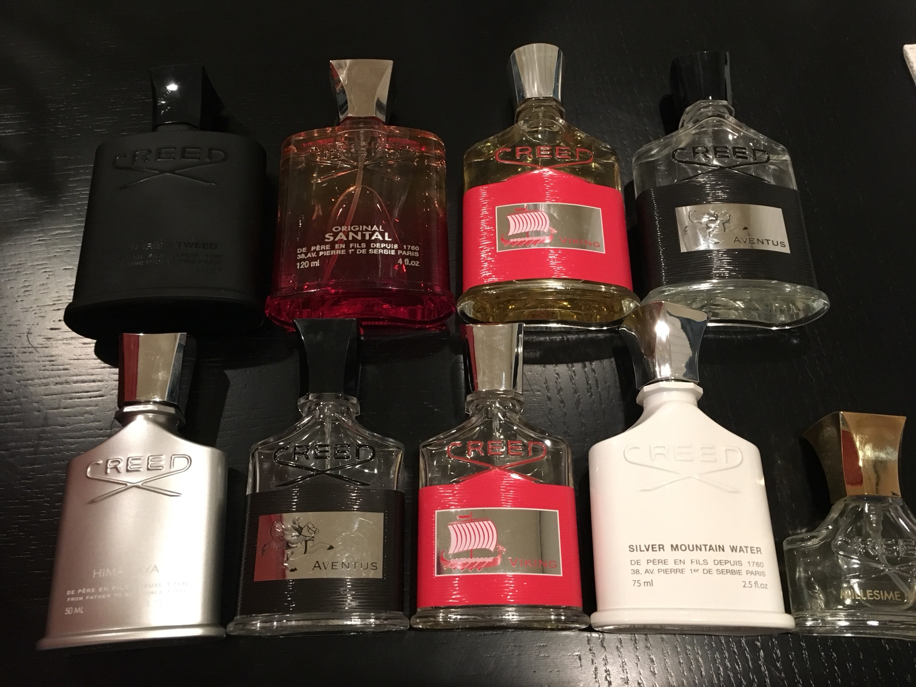 Does Anybody Else Have A Creed Cologne Problem Page 2 Rolex Casablanca Deodorant Roll On Dark Green For Men 50ml Im Missing Couple Bottles But Anyone Its All I Wear Now Prefer This Over My Tom Fords And Bonds