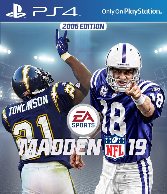 Madden 19 2006 Season Roster (PS4) - Operation Sports Forums