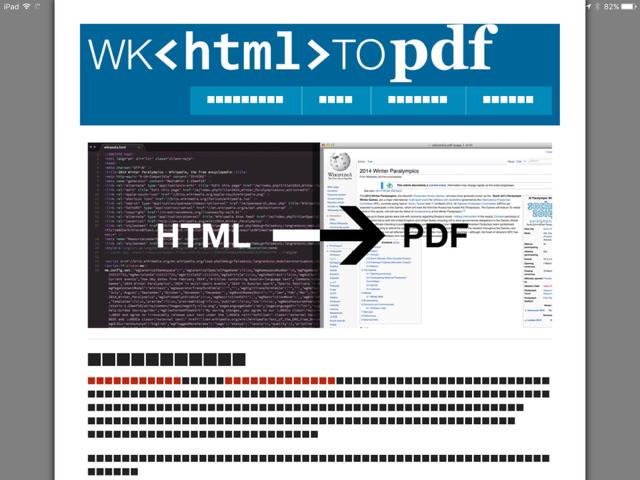 Problem with wkhtmltopdf - QNAP NAS Community Forum