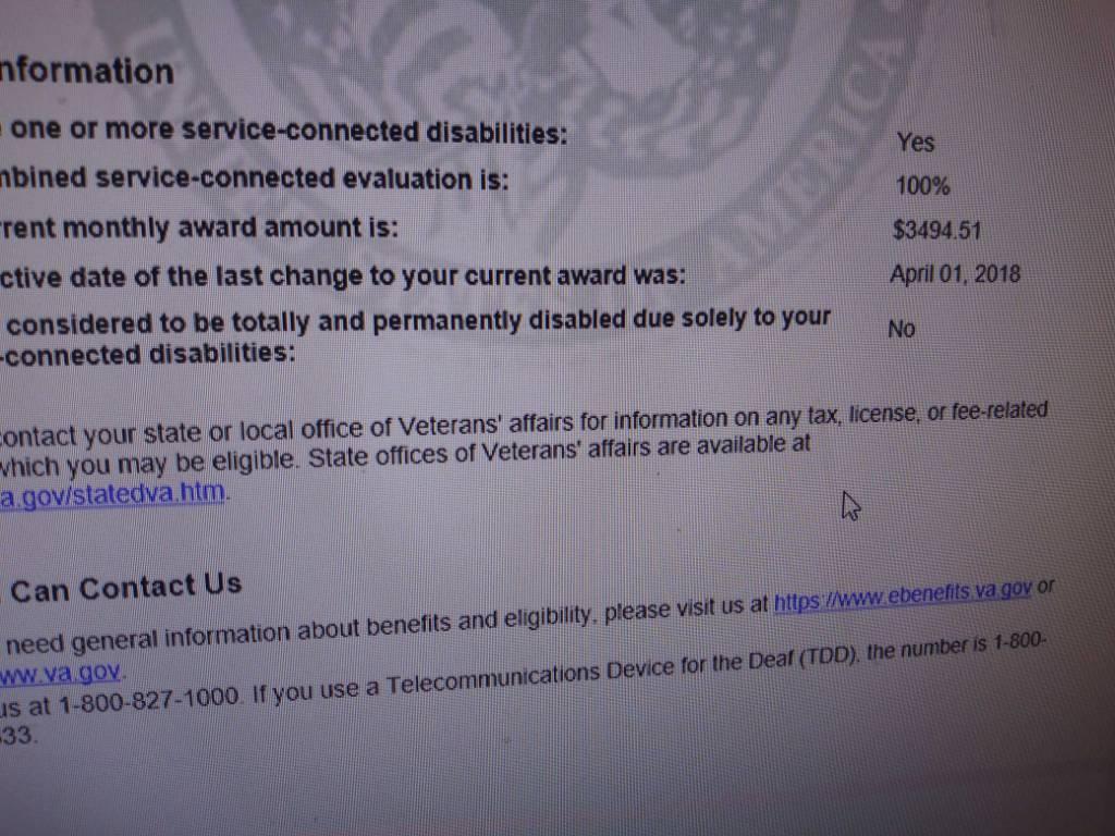 Just got my claim back need help - Veterans Benefits Network