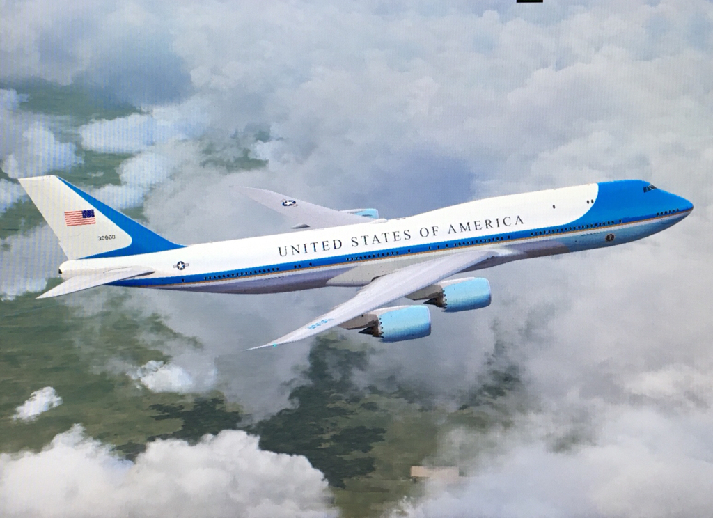 Amazed at the new PMDG 747-8 realism
