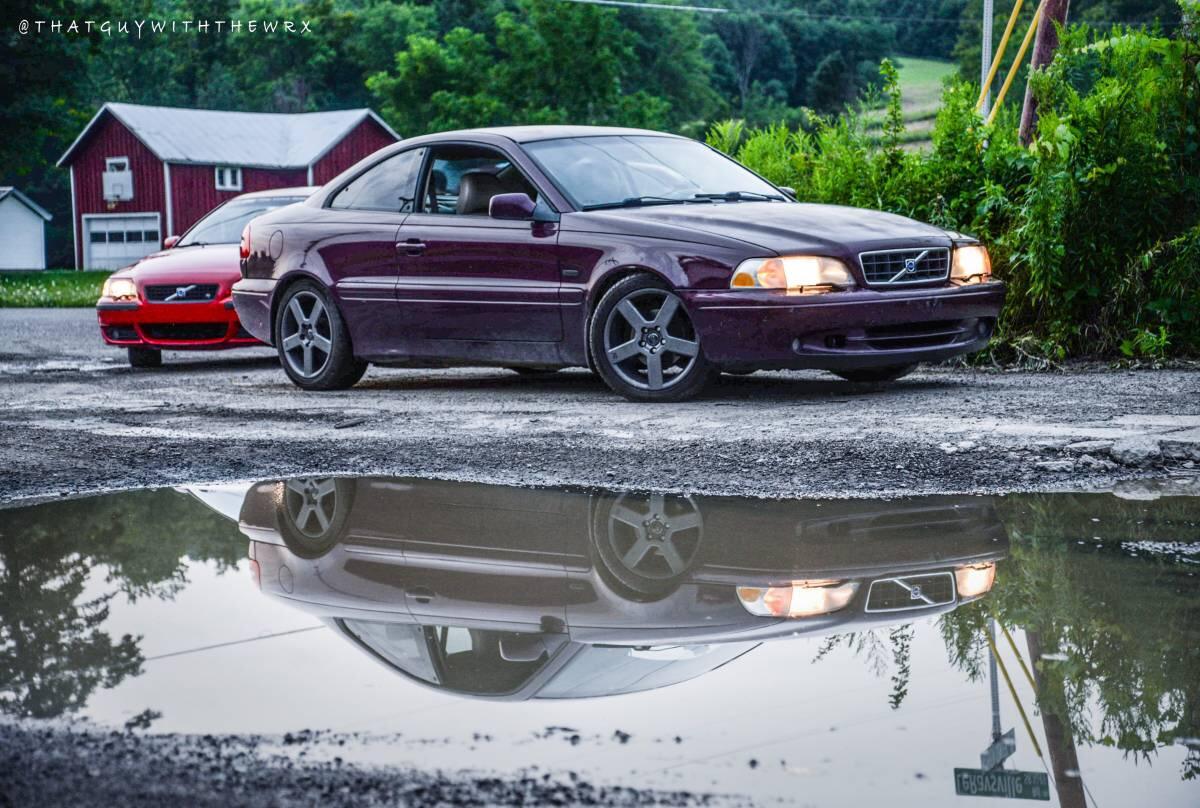 Fs Nj 1998 C70 Coupe T5m Stage 2 Cassis Purple