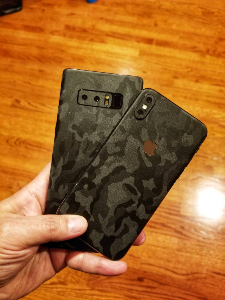 dbrand iphone xs max case
