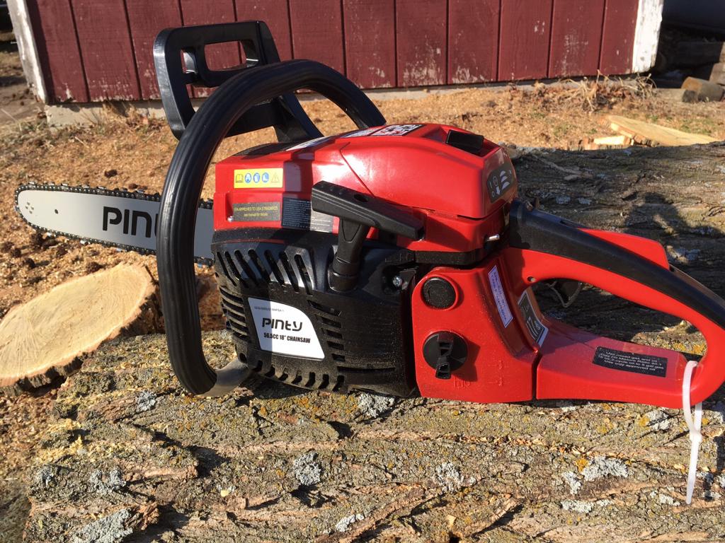 X-Bull chainsaw compared to Stihl MS362 | Arboristsite com