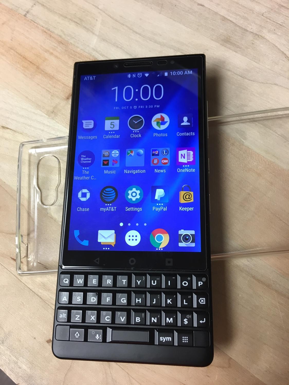 WTT: BlackBerry key2 and iPhone SE (unlocked 128) for