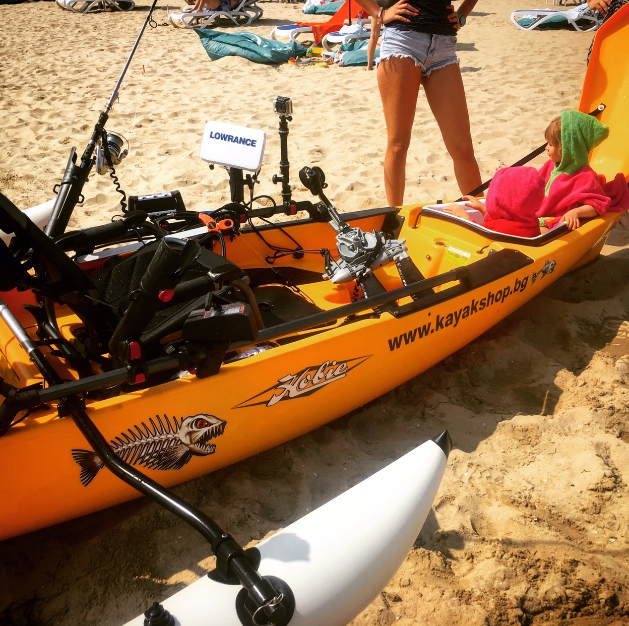 Hobie Forums • View topic - Stabilizers and Rolling your Pro