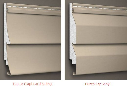 Dutch Lap Vs Traditional Vinyl Siding