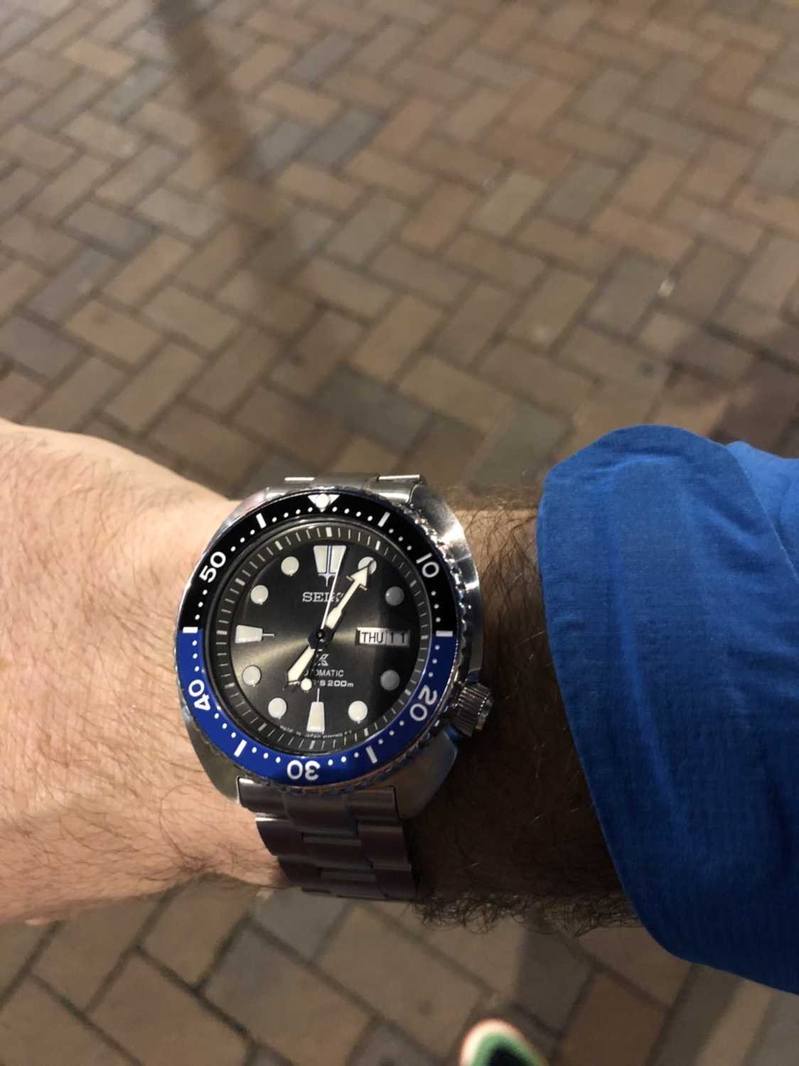 Is there a Seiko Mods thread at all?