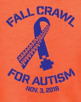 Fall crawl for autism!!! - RCCrawler