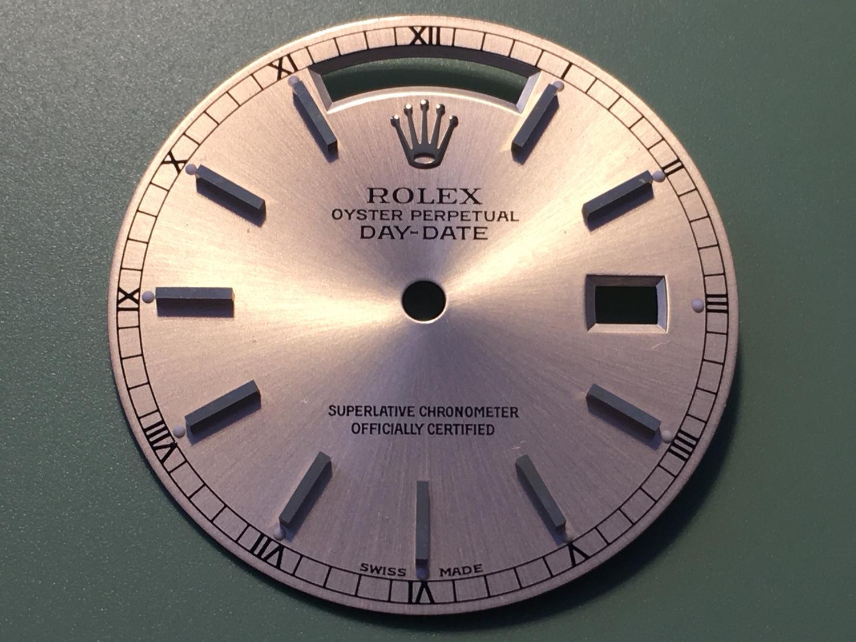 Franken Rolex Day Date 18238 36mm - Ρολόγια Replica