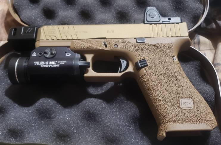 Oklahoma City - Glock 19X with type 2 rmr | Oklahoma Shooters
