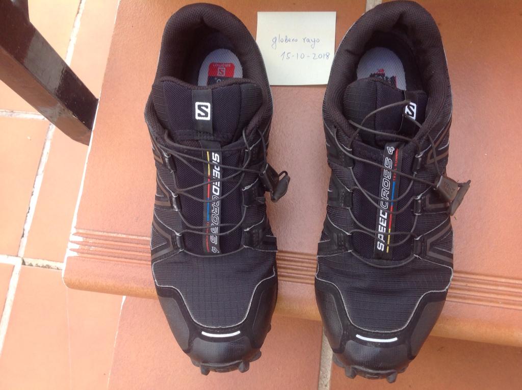 zapatillas salomon opiniones usadas 4x4