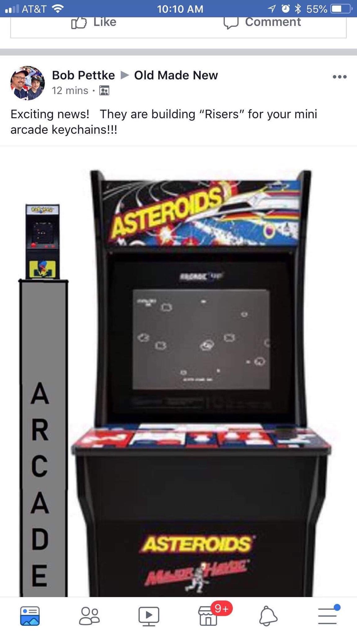 Arcade 1Up's Ikea cabinets