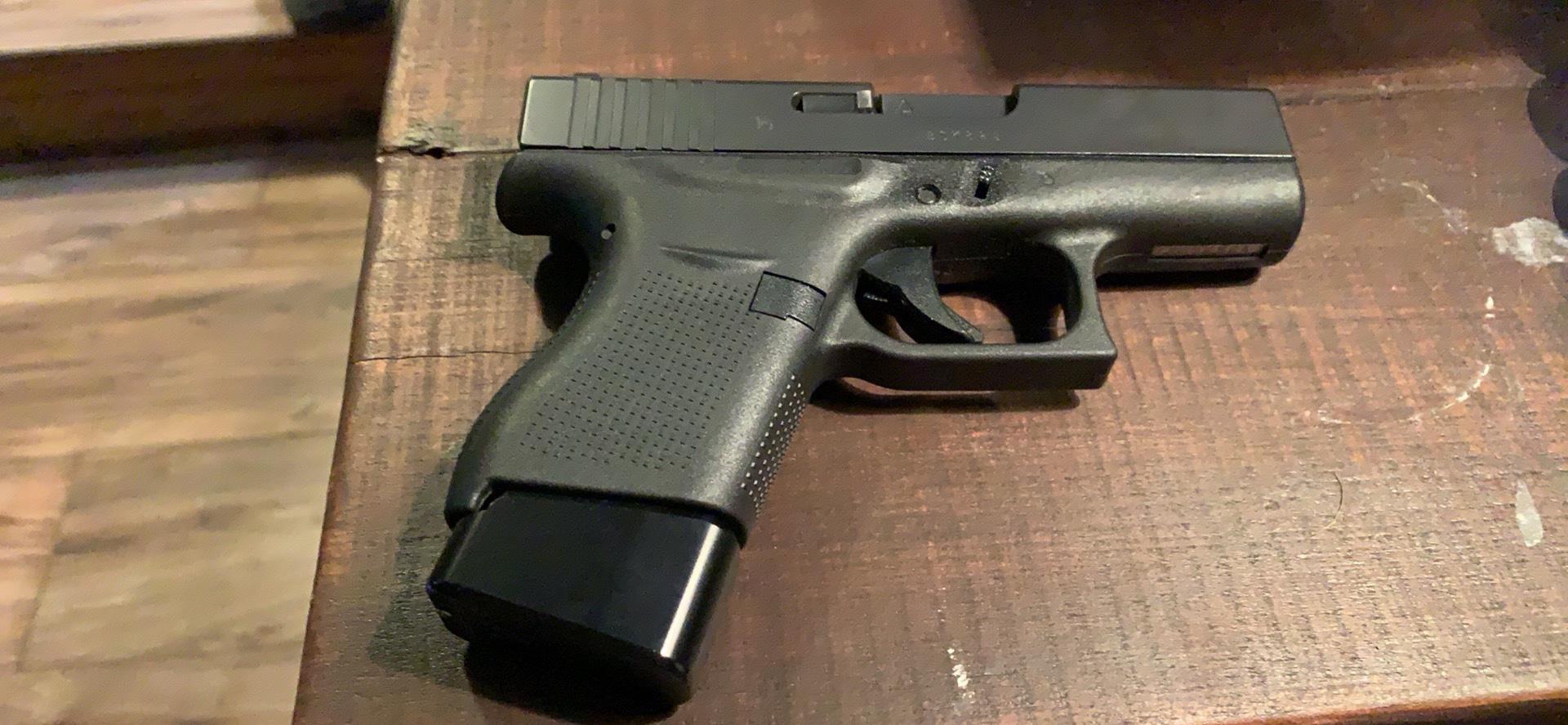 wts wts glock 43 talo