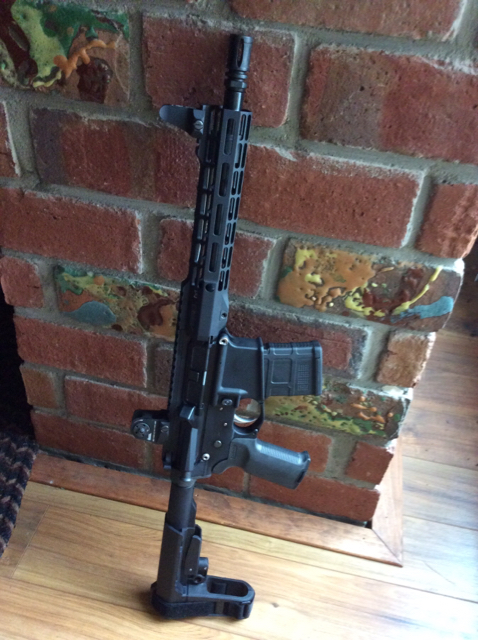 AR15 owners, it appears that I may be joining you  Success!!!
