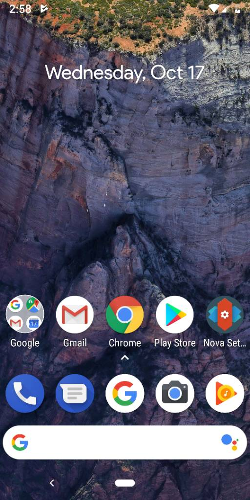 Pixel 3 / 3 XL - Share your setup/homescreen(s) here