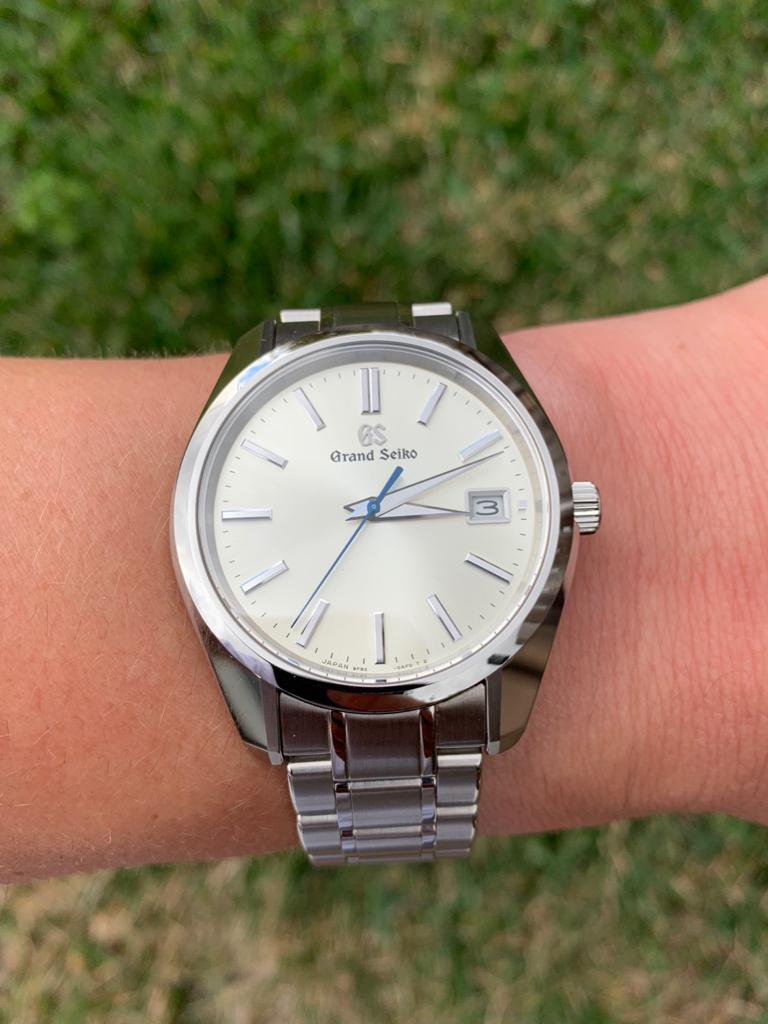 meet 8b9f3 16c0b Grand Seiko Quartz - Opinions? - Rolex Forums - Rolex Watch ...