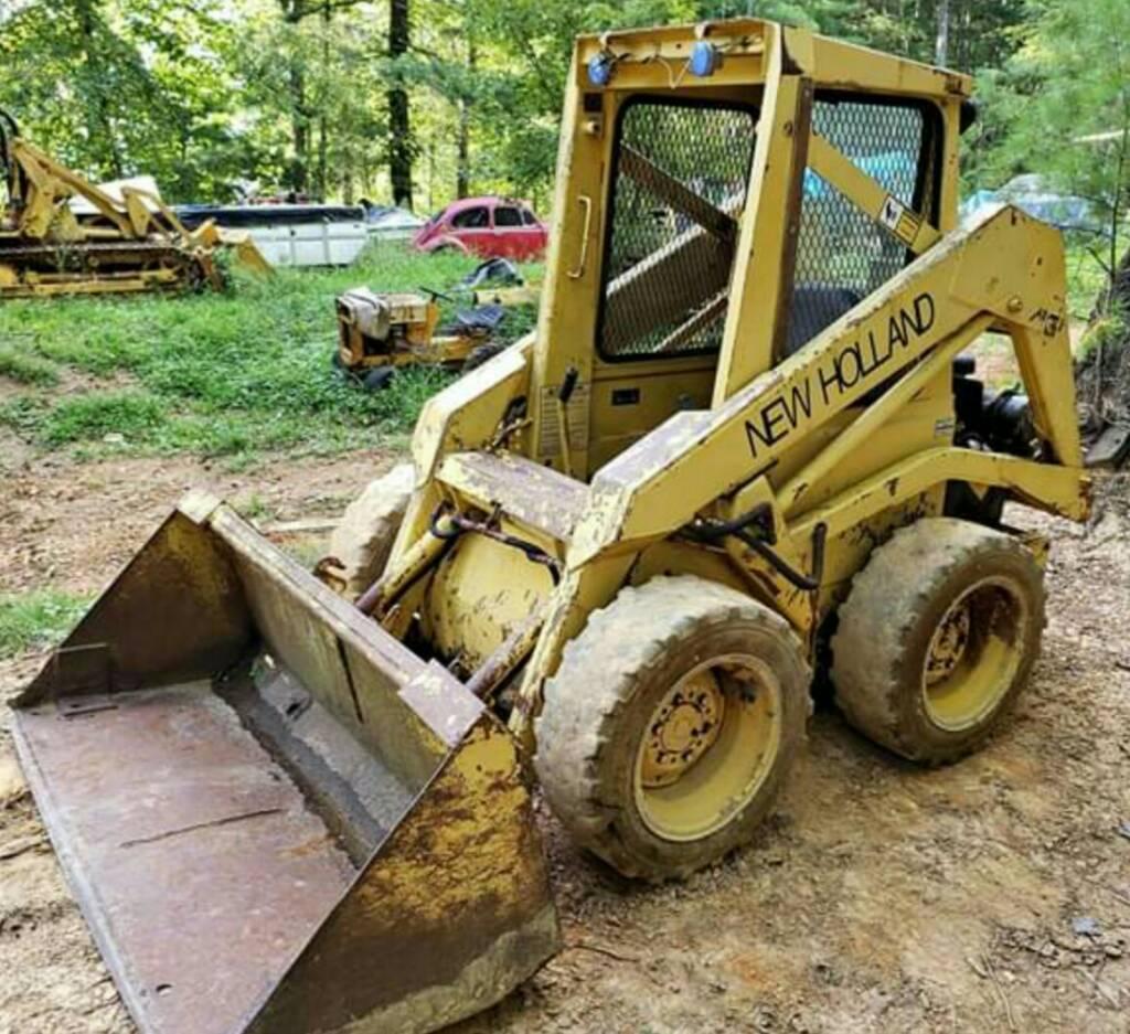 New Holland L425, a case of buyer beware  | Arboristsite com