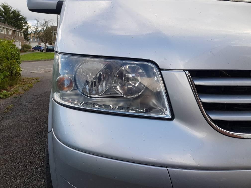 HeadBeam Benders Euro Driving Universal Head Light Adaptors For Skoda