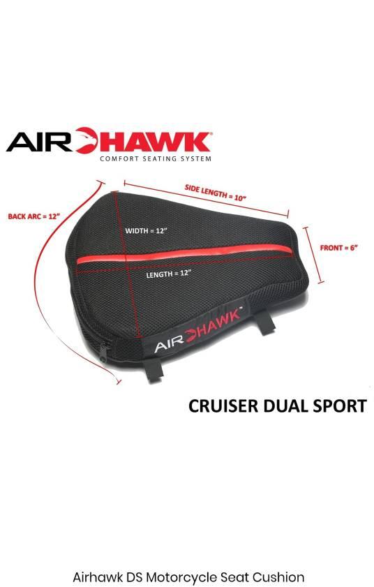 Air Hawk Seat Cushions Bmw R1200gs Forum R1200 Gs Forums